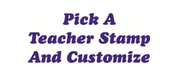 Custum Teacher Picks