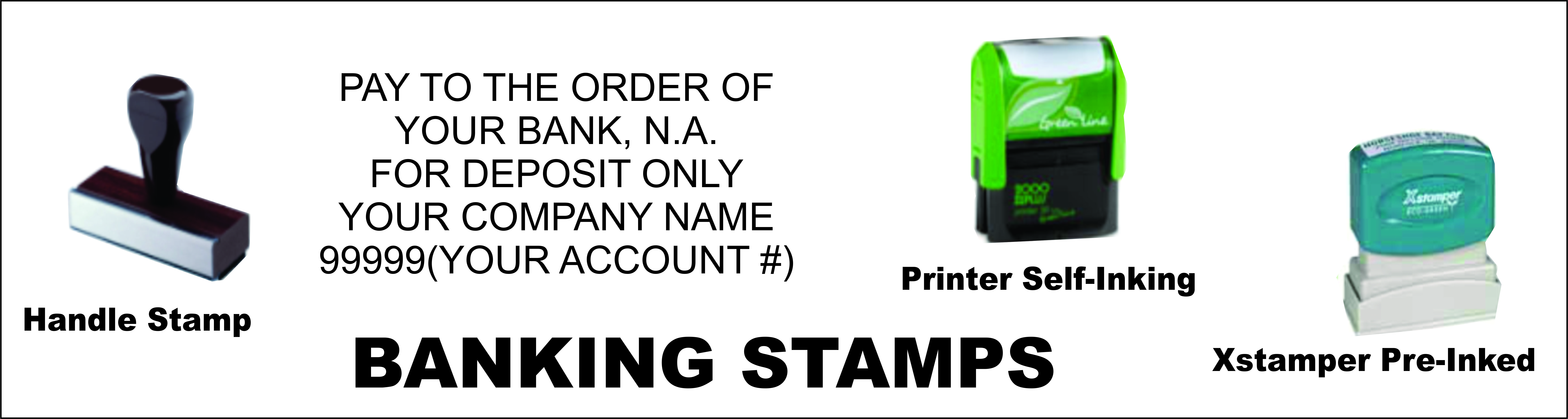 Banking Stamps